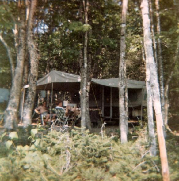 CampSiteAtFundyNationalParkCanada