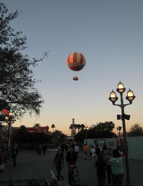 balloon-in-flight